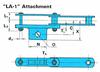 Heavy Duty Collector Chains - LA-1 Attachment