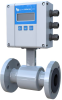 Electromagnetic Flow Meter with Amplifier -- M-2000 -- View Larger Image