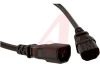 Power Cord; 10 A; TA-05; Unshielded; 8 ft. 2 in.; 60 degC -- 70133438 - Image