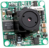 Entry level Color Board Camera, 380 TVL