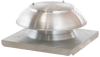 Direct Drive Propeller Rooftop Exhaust Fans -- Model ARD ODP 1 Speed 1 Phase 115V
