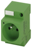 Power Entry Connectors - Inlets, Outlets, Modules -- 277-14962-ND - Image