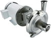 LC-R11-130-N52W - Sanitary Centrifugal Pump, Heavy-Duty, 60 GPM, 1 HP, White Epoxy Motor, 1800 RPM -- GO-76712-25