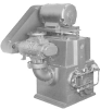 Kinney® Close Coupled Mechanical Booster Vacuum Pump -- Model CC1685