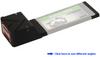 Dual Port eSATA ExpressCard -- ECSA221