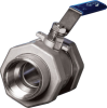 High Pressure Double Union Industrial Ball Valve -- HSBV-501 -- View Larger Image