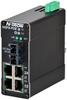 105FX Unmanaged Industrial POE Switch, SC 2km