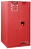 Hazardous Liquid Safety Storage Self-Close Cabinet -- CAB25602-RED
