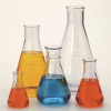 Laboratory flask from U.S. Plastic Corp.