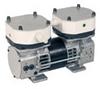Chemical Duty Dry Vacuum Diaphragm Pump, 43 L/min (1.6 CFM), 24 VDC -- GO-79600-72 - Image
