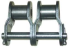 Chain Link,Double Strand,#40-2,Pk5 -- 6L506