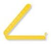 Closure Clamp, Yellow -- 99945