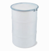 Nut& Bolt Ring Open-Head Colored Poly Drum -- DRM774