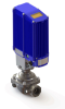 Actuated - Flow Control Valves - Emech™ Digital Control Valves -- E40F