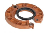Copper Flange Adapter - Style 641