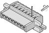 Edge Card Terminal Block Connector Pcb & Panel Mount -- 505300