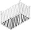 Wire Mesh Hanging Tenant Storage Lockers -- View Larger Image