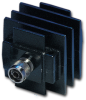 68 High Power Fixed Coaxial Attenuator (N or SMK, 100 W, DC-4 GHz) -- 68-10-33 -Image