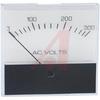 AC Voltmeter, 0-300 VAC. -- 70009784 - Image