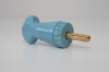 Pin Plug Electrical Connector -- PP100GBL - Image
