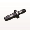 Straight Reducer Connector, Barbed, Black -- HSR8631 -Image
