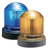 LED BEACON LIGHT, 120VAC, 108mA -- 40T9963