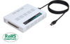 Bi-Directional Digital I/O Unit for USB -- DIO-48DX-USB