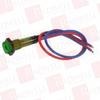 SHAMROCK TCSS3-110AC ( SIGNAL LAMP-GREEN 110AC ) -Image