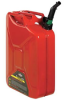5 Gallon Metal Spill Proof Gas Can -- Model 85043 - Image