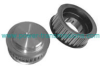Plain Bore Timing Pulley -- H075 - Image