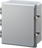 Nema and IP Rated Electrical Enclosure 16X14X7 -- H161407HFLL