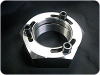 Face Lock Locking Hex Nuts - Image