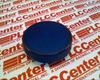 SIEMENS 3SB1-910-1JF ( PILOT LIGHT LENS BLUE 30MM W/CONCENTRIC RINGS ) -Image