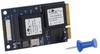 1 or 2 Channel Small Form Factor Mini-PCIe MIL-STD-1553 Board (DABD) -- BU-67114Hx - Image