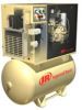 Ingersoll Rand 5-HP 80-Gallon Rotary Screw Total Air System -- Model UP6-5TAS-125.460-3