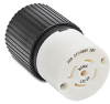 20A Electrical Connector: locking, 277/480 VAC, NEMA L22-20 -- 72220NC