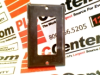 WALL PLATE 2HOLE MOUNT BROWN -- 954B