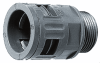 Conduit Connectors for SILVYN® RILL PA 6 & PA 12 Conduit -- SILVYN® KLICK-G Series