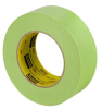 3M Scotch 401 Performance Masking Tape Green 48 mm x 55 m Roll -- 401 PLUS 48MM X 55M -Image