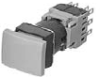 Pushbutton Switch With Convex Rectangular Head -- AH164-TM, TM5