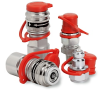 Flat-Face Couplings -- Series 115