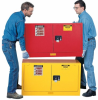 Justrite Piggy Back Flammable Safety Cabinet -- CAB130