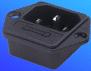 Power Inlet-Fuse Module IEC 320-C14 -- AEL-JR 101-1F(N) - Image