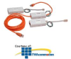Cylix 4 Center Pin, Module Telephone Jack Protector -- MTJ-04A-RJ11