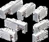 Miniature Rail Thruster Pneumatic Slide, Series SHP