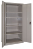 Heavy-Duty All-Welded Storage Cabinets - Economy Industrial - QSC-361878