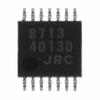 Linear - Amplifiers - Audio -- NJU8713V-TE1CT-ND
