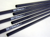 SkyShark Non-Tapered Wrapped Carbon Tubing -- 005079