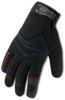 ProFlex(R) 821 Silicone Handler Gloves;L Black -- 720476-16424