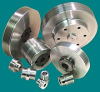Made to Order Multi Ribbed Pulley -- Poly-V® Pitch